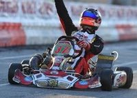 Danny Formal, SRS Engines, and DRT sweep the S1 Class at 2015 SKUSA SuperNats