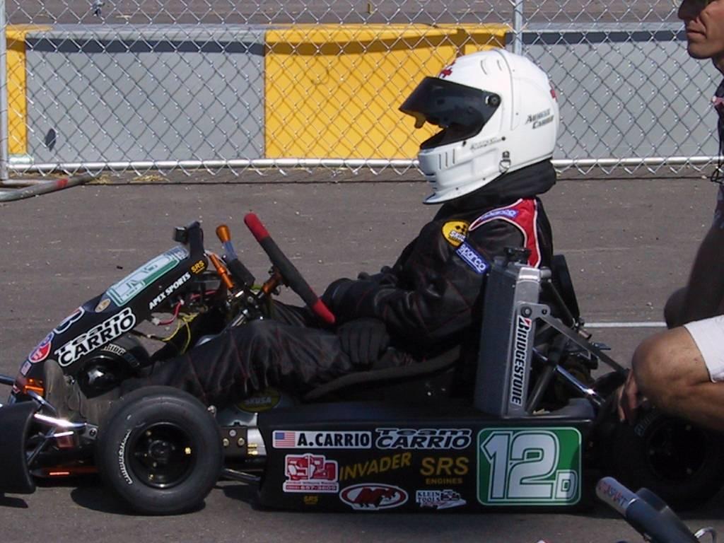 SRS Race & Shifter Kart Engines Built In Texas | John Sefcik